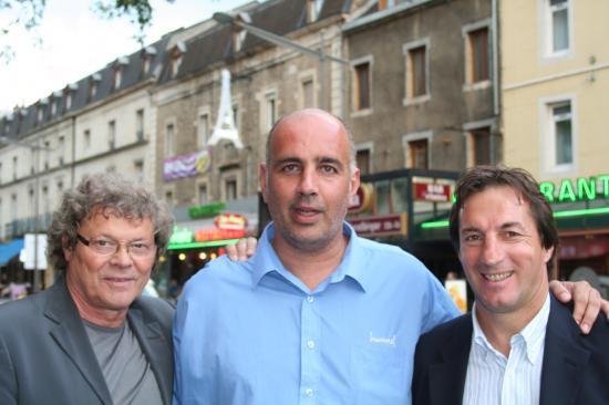 Jo, Denis et Philippe