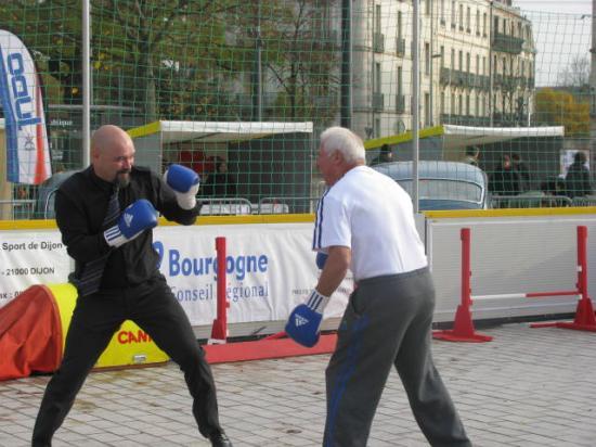 La garde ne suffit pas à Yannick face à Marcel Giordanella