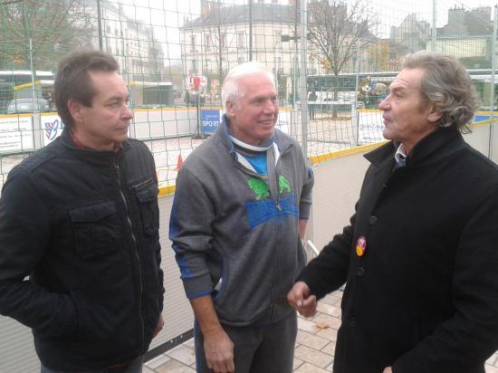 M. Giordanella et Jeff Denis