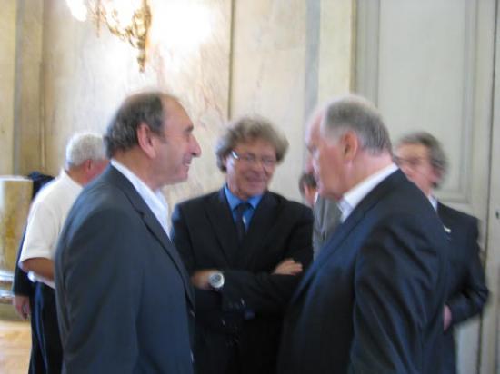 Rencontre avec G. Dupire