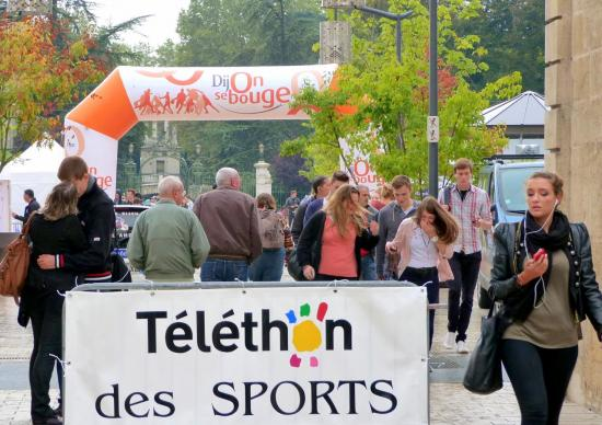TELETHON DES SPORTS 2013